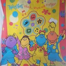 1998 Tweenies BBC Duvet Comforter Cover Bell Milo Fizz Jake