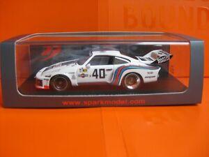 Spark 1:43 Porsche 935 Le Mans 1976 Stommelen Schurti martini racing S4689