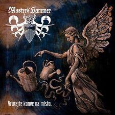 """Master's Hammer """"Vracejte konve na misto"""" DIGI CD [LEGENDARY CZECH OCCULT BLACK]"""