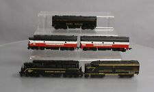 Life Like & Other HO Scale Assorted Western Maryland Diesel Locomotives [5]