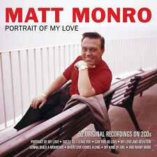 Matt Monro - Portrait Of My Love [The Best Of / Greatest Hits] 2CD NEW/SEALED
