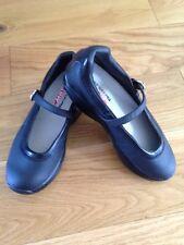 MBT THE ANTI SHOE BLACK LEATHER MARY JANE TONING WALKING SHOES UK5