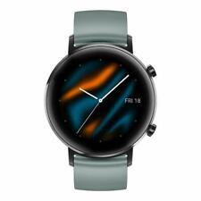 Huawei Watch GT2 2020 Sport Edition Cyan Fluoroelastomer Strap 42mm NEW