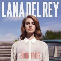 Lana Del Ray - Born To Die  - 2 x 180 Gram Vinyl LP (New & Sealed)