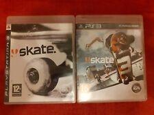 ps3 Skate & Skate 3 2-game bundle