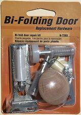 Bi-Fold Bi-Folding Door Repair Replacement Hardware Kit for 1 Pair