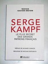 Serge KAMPF 1934-2016 Grenoble Créateur et président de la SSII Capgemini