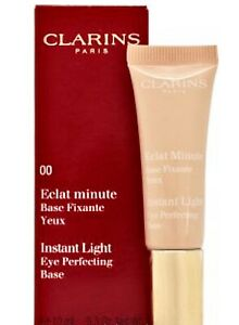 CLARINS INSTANT LIGHT EYE PERFECTING BASE 00 Universal eyeshadow/eye lid primer