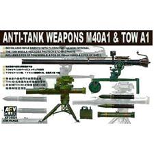 AFV Club 35021 anti tank armes M40A1 & Tow A1 1/35 plastique Scale Model Kit
