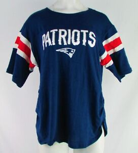 New England Patriots NFL Touch Women's Maternity Shirt