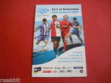 2007 ROTTERDAM TOURNAMENT LIVERPOOL PORTO FEYENOORD SHANGHAI SHENHUA FRIENDLY