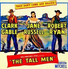 RARE 16mm Feature: THE TALL MEN (CLARK GABLE / JANE RUSSELL / ROBERT RYAN)