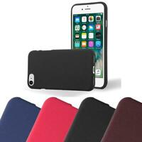 Silicone Case for Apple iPhone 7 7S 8 SE 2020 Shock Proof Cover Mat TPU Bumper