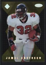 JAMAL ANDERSON 1998 COLLECTOR'S EDGE MASTERS #171 GOLD FALCONS SP #87/100