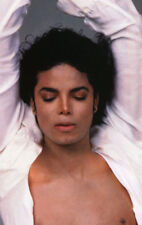 Michael Jackson UNSIGNED photograph - K6297 - SEXY!!!!!