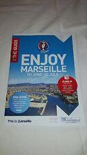 Programme Fan Guide Marseille Euro 2016 Frankreich France EM Englisch