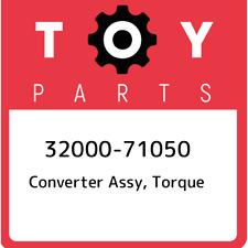 32000-71050 Toyota Converter assy, torque 3200071050, New Genuine OEM Part