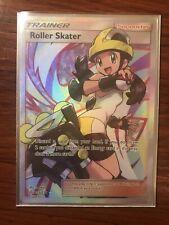 Pokemon Cosmic Eclipse ROLLER SKATER 235/236 Full Art Trainer