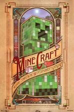 Minecraft Computronic Poster Print, 22x34