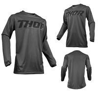 Thor MX Jersey Pulse Smoke Enduro Motocross Shirt