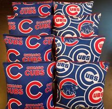 CHICAGO CUBS CORNHOLE BEAN BAGS 8 ACA Regulation Corn Toss Bean Bag Game Bags