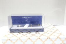 Waterman PHILEAS FP, Special Edition, Blue/Marble GT, NOS, LOOK !!!