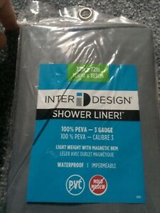 shower curtain liner 183 cm x 183 cm