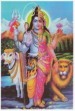 (96867) Postcard India Hindu Ardhanareswar un-posted