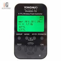 Yongnuo YN-622C-TX E-TTL wireless flash controller for YN622C flash trigger