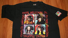 90s Country Charlie Daniels Band Bocephus T-Shirt XL Travis Tritt JO DEE Messina