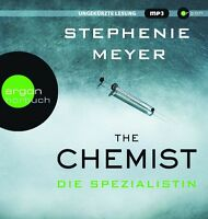 THE CHEMIST-DIE SPEZIALISTIN (MP3) - HELM,LUISE  2 MP3 CD NEU