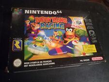 DIDDY KONG RACING Nintendo 64 N64 Pal Fr