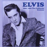 ELVIS PRESLEY ‎1960-1961 THE CALIFORNIA SESSIONS LP vinyl record Gift Idea NEW
