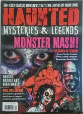 Haunted Mysteries & Legends Fall 2017 Monster Mash Cult Classic FREE SHIPPING sb