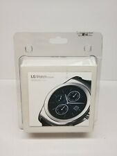 LG Watch Urbane (W150) 46mm Stainless Steel Case Black Classic Buckle