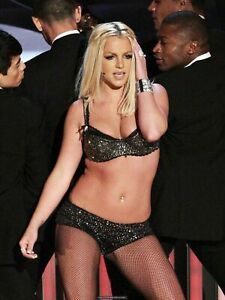 Britney Spears Singer 8x10 Picture Celebrity Print