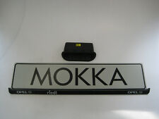Griff Haltegriff innen schwarz Heckklappe original Mokka X vom Opel Händler