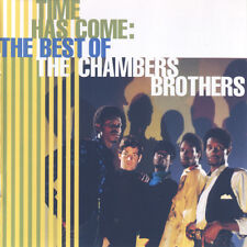 The Chambers Brothers - Time Has Come: The Best Of COLUMBIA / LEGACY CD 1996