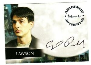 ANGEL SEASON 5 AUTOGRAPH CARD A42 EYAL PODELL LAWSON