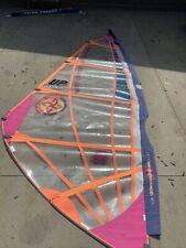 Vintage Ultra Profile Sales Windsurfing Sail Slalom See Pics For Specs