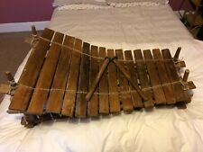 More details for balafon - genuine traditional 14-key instrument made in ghana