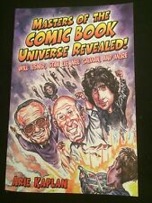 MASTERS OF THE COMIC BOOK UNIVERSE REVEALED! TPB