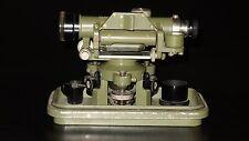 Rare Vtg Old Leica WILD HEERBRUGG Theodolite Swiss Made Surveyor Surveying Tool