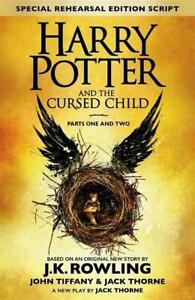Harry Potter and the Cursed Child - Parts I & II Auf Englisch