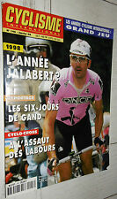CYCLISME INTERNATIONAL 1998 JALABERT 6 JOURS GAND CYCLO-CROSS VELO PISTARDS