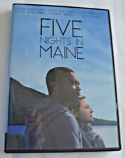 Five Nights in Maine (DVD, 2017) David Oyelowo, Dianne Wiest, Rosie Perez
