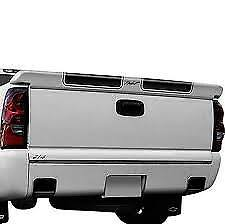 "Painted FOR 1999-2006  GMC SIERRA Tailgate Custom ""RST"" Style Spoiler  NO DRILL"