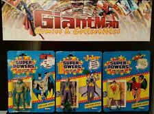 Kenner Super Powers Batman & Robin+ Joker.. All Sealed.. Great Lot.. L@@k