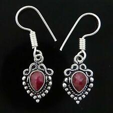 Turmalin Stein Schmuck Baumeln Ohrring Frauen Modeschmuck Made In India
