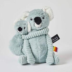 Les Déglingos Ptipotos Mint Koala Mum & Baby